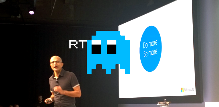Microsoft just killed Windows RT silently with no Surface mini