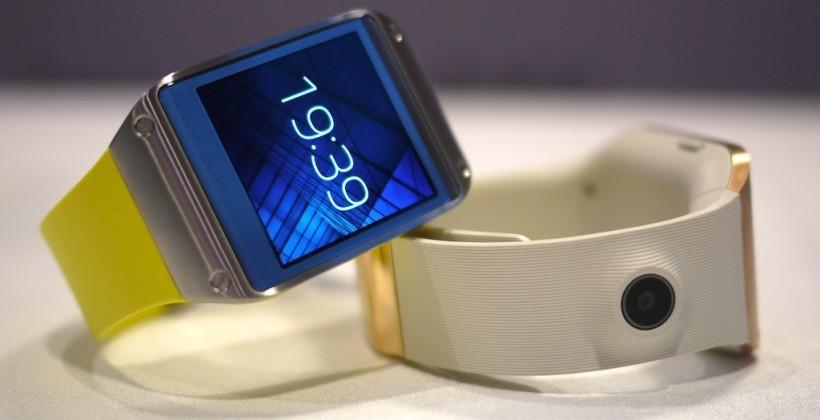 Samsung Galaxy Gear Tizen update ditches Android
