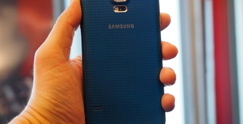 Galaxy S5 Active for AT&T appears in video