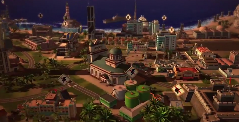Tropico 5 hits OnLive for any-device streaming