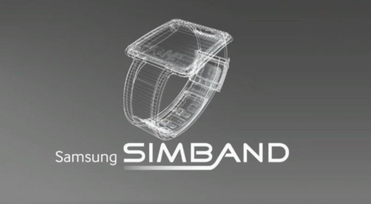 Samsung SIMBAND: the third age of wearable devices