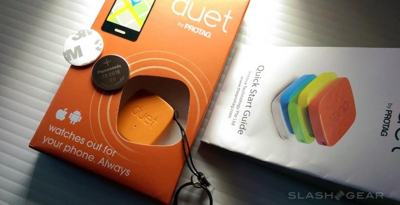 Duet Bluetooth Tag Review