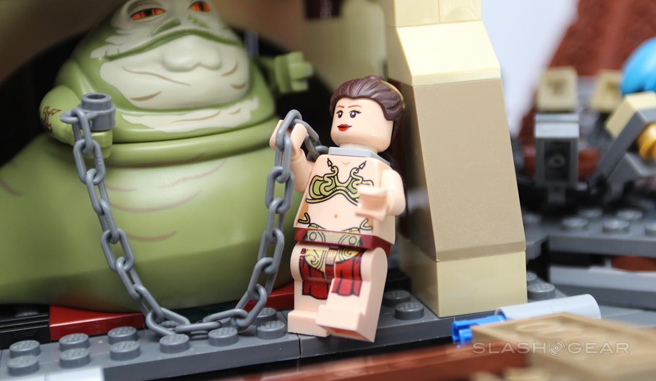 Lego Star Wars Jabbas Sail Barge Review Slashgear