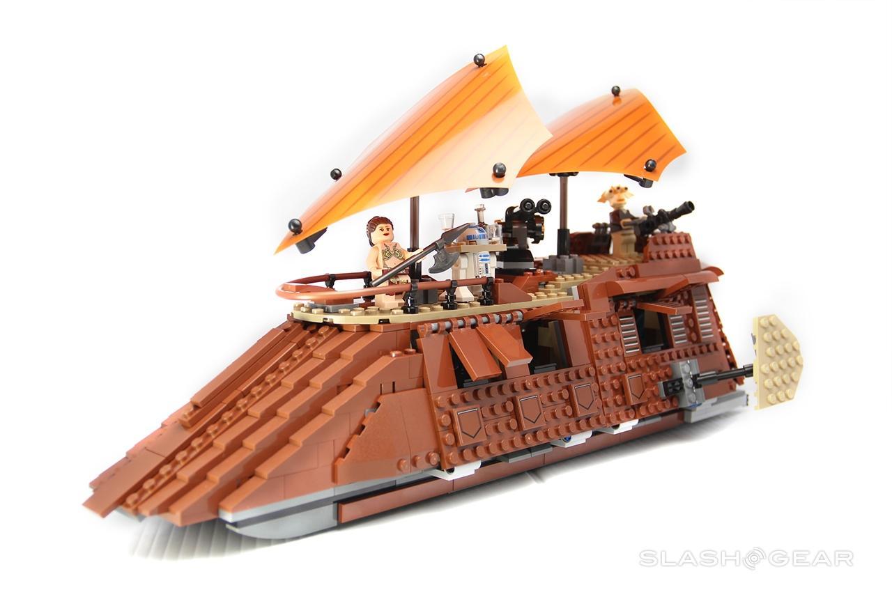 LEGO Star Wars: Jabba's Sail Barge Review - SlashGear