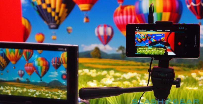 Qualcomm focuses on easier 3D phone cameras