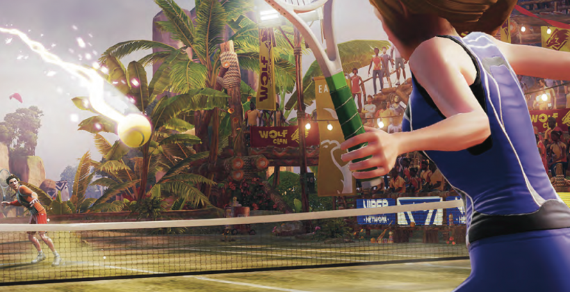Kinect Sports Rivals flops, Rare lays off workers
