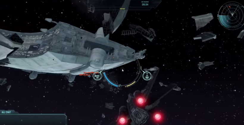 Star Wars X-Wing vs TIE dreams die as Attack Squadron axed
