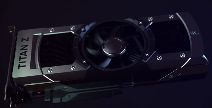 NVIDIA GTX Titan Z (2x Titan Black) hits the market