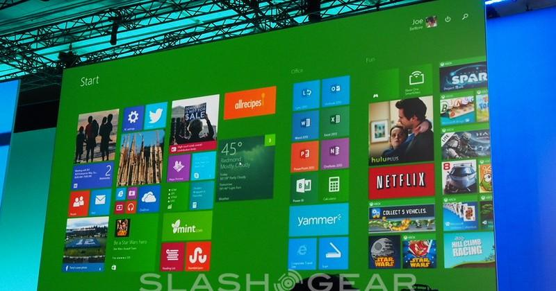 Windows 8 banned from China government PCs