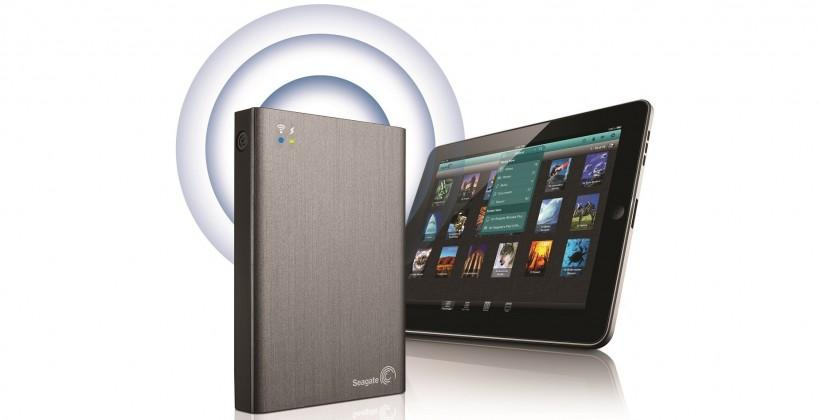 Seagate Wireless Plus gets cloud integration