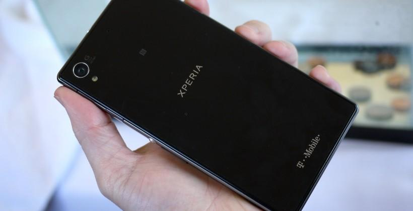 Sony D2403 handset benchmarks spotted