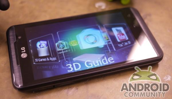 The three failures of 3D phones - SlashGear
