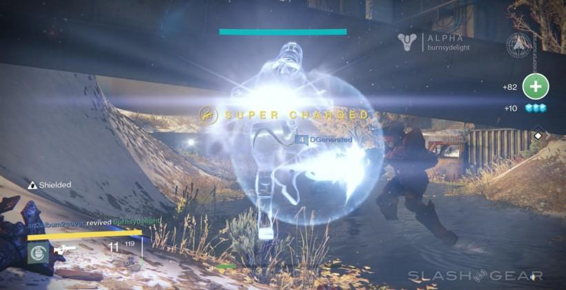 Destiny Alpha extended: Expert Mode activated