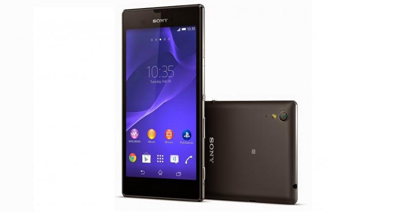 Sony Xperia T3 combines mid-range and style