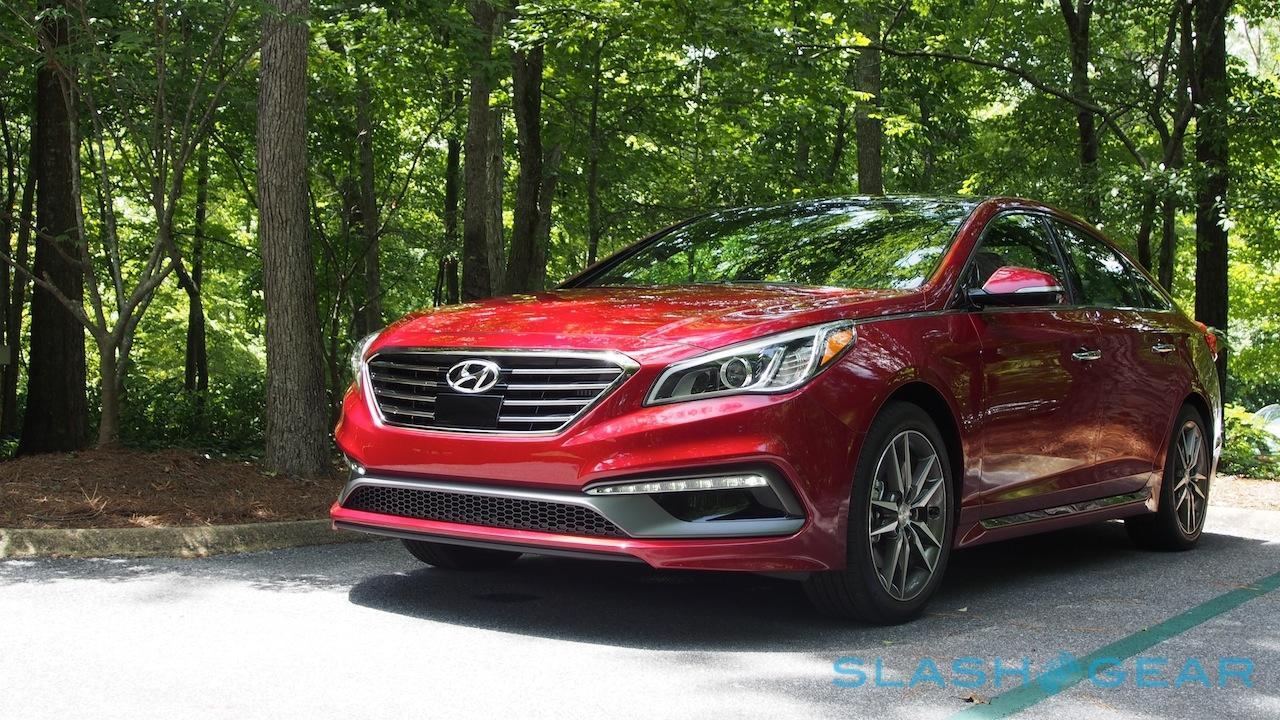 2015 Hyundai Sonata first-drive: CarPlay & Android Auto onboard