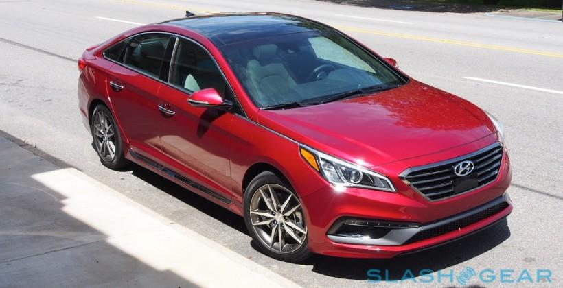 2015 Hyundai Sonata first-drive: CarPlay & Android Auto onboard