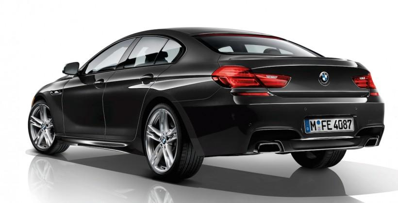 BMW 6 Series Gran Coupe B&O Edition pairs 1,200W with 575HP