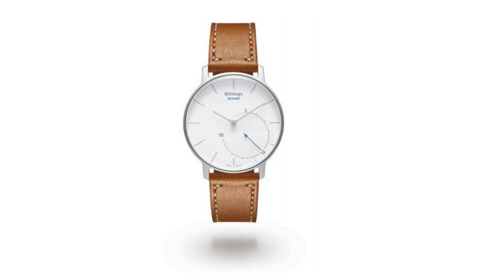 Withings Activite activity tracker is a Swiss-made smartwatch