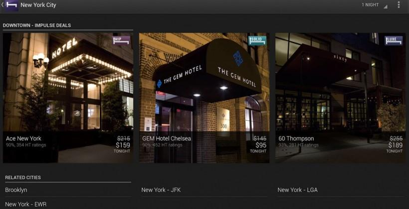 Hotel Tonight's upcoming feature will use smartphone as room key
