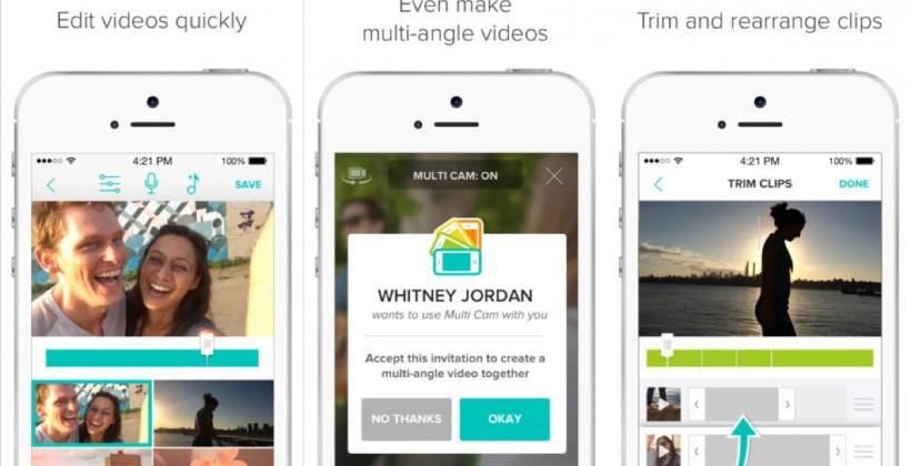Fly for iPhone may be the best quick video editor around