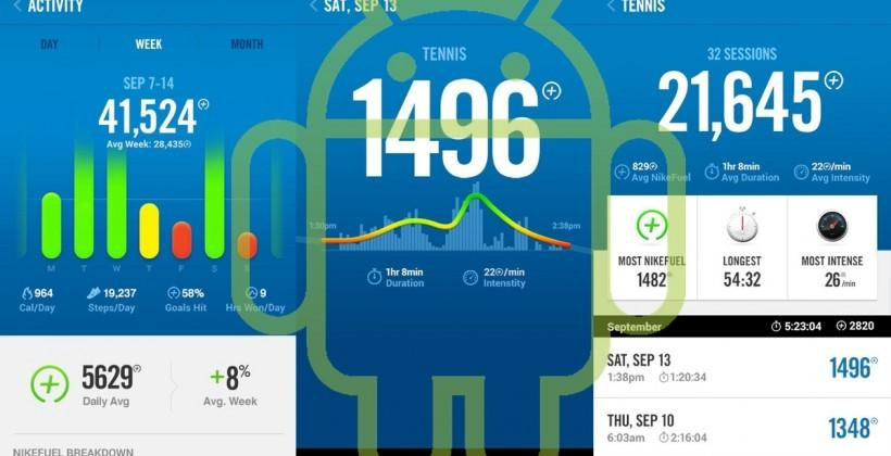 Nike Fuelband for Android now available, but why?