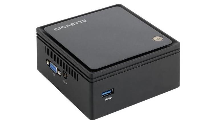 Gigabyte BRIX mini PC launches with Bay Trail