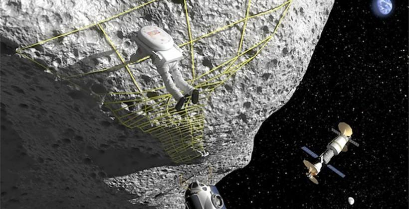 NASA plan to capture, study asteroids will launch in 2020