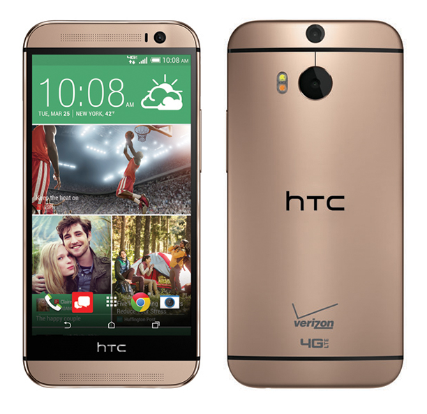 HTC One (M8) coming in two new colors for Verizon