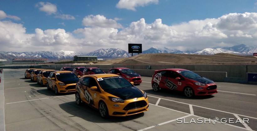 ST Octane Academy: Ultimate owner driving experience