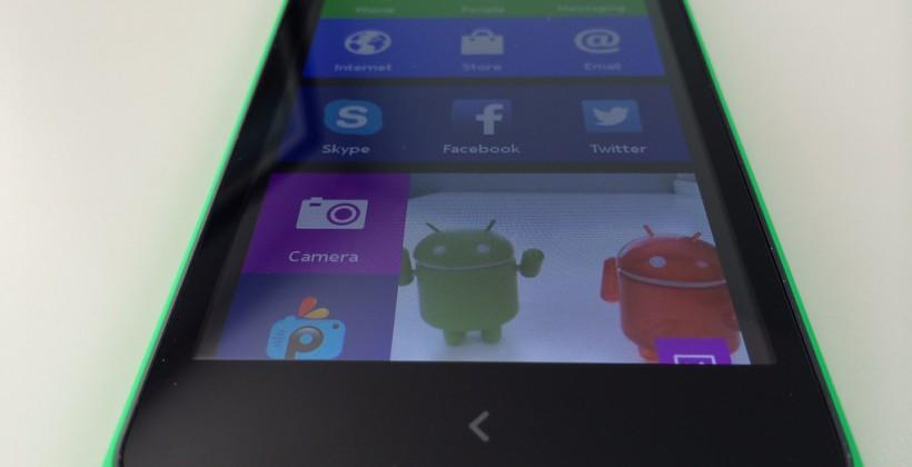 Nokia XL review: not the 'droid you're looking for