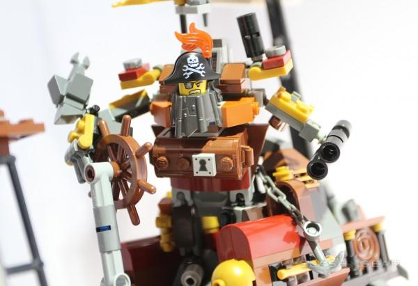 Metalbeard S Sea Cow Lego Set Review Slashgear