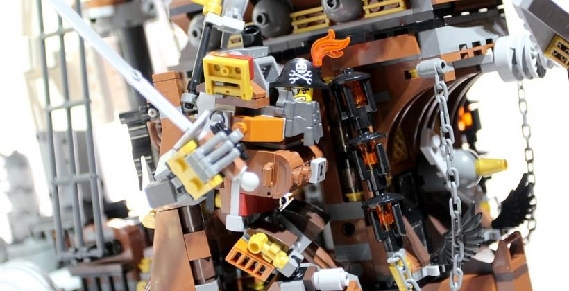 MetalBeard's Sea Cow LEGO set Review