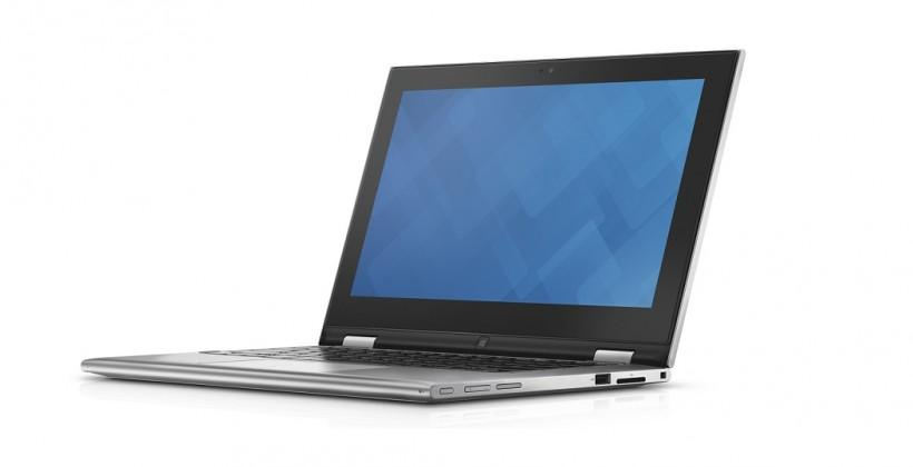 Dell Inspiron Series 2-in-1 duo arrive this month
