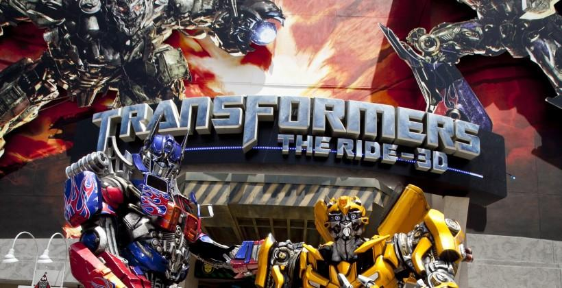 First-ever Transformers Fan Experience rolls out 20 June