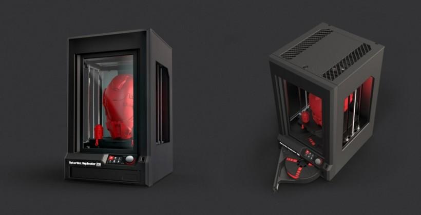 MakerBot Z18 starts shipping to pre-order customers