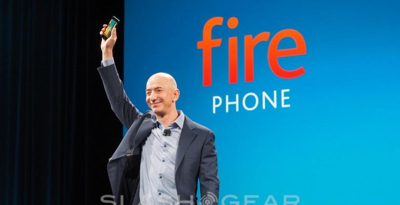 This is the Amazon Fire Phone