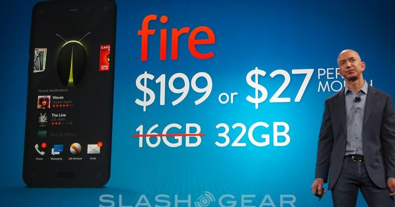 Amazon Fire Phone AT&T release and pricing shown off-contract