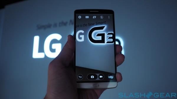 LG G3 South Korean sales top 100,000 in first week