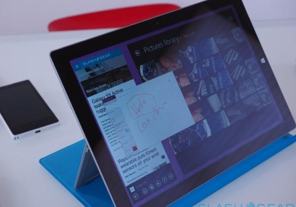 Surface Pro 3 launch sees Core i3 and i7 release detailed