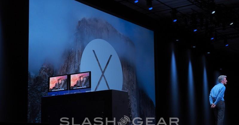 OS X Yosemite design highlighted for desktop