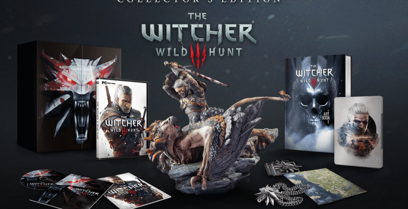 The Witcher 3 release detailed with additional gameplay