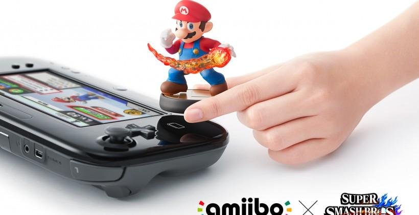 Here's how Nintendo amiibo work with NFC and Smash Bros