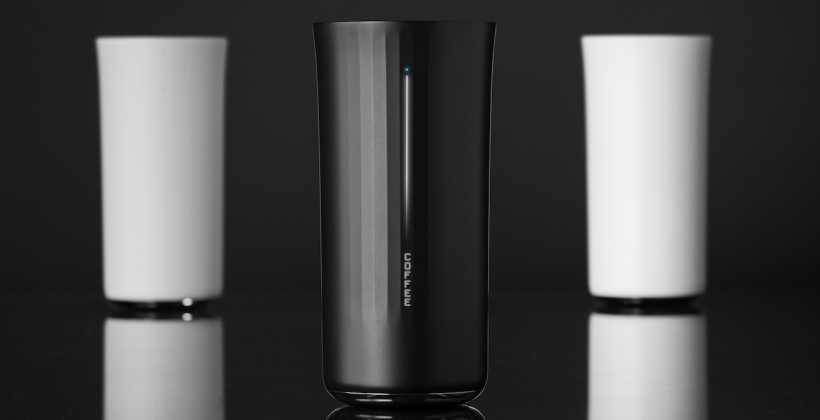 Vessyl smart cup tracks coffee and more for IoT hydration