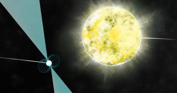 White dwarf star could be Earth-sized diamond