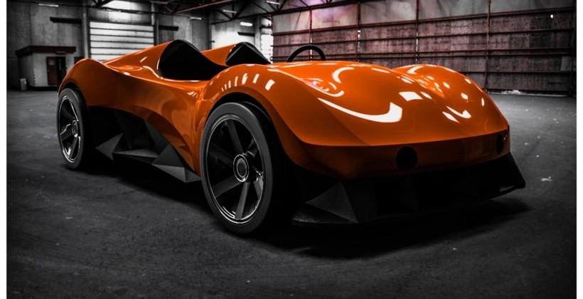 3D printed electric cars are happening, and they look amazing
