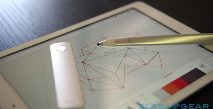 Adobe Ink & Slide Review: The iPad stylus grows up