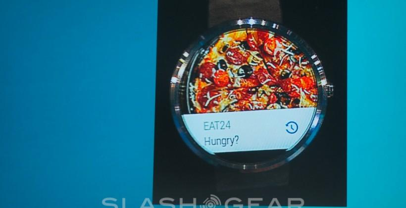 """Android Wear detailed: """"Okay Google"""", App integration, more"""