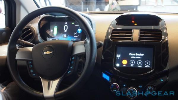 Spark EV CarPlay