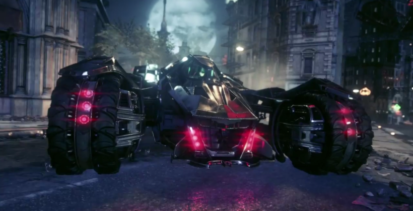 Batman: Arkham Knight delayed: Batmobile Battle Mode revealed