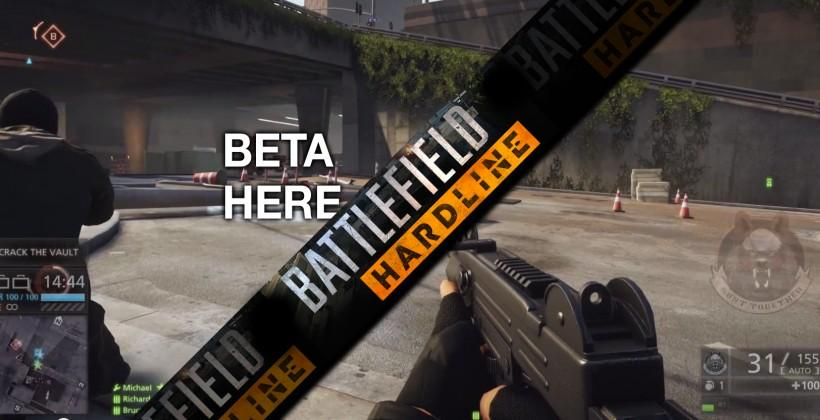Battlefield Hardline Beta sign-up goes live: here's how to play today